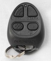 Autowatch alarm remote