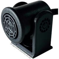 Alarm ultrasonic protection