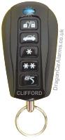 Clifford Concept 650 remote