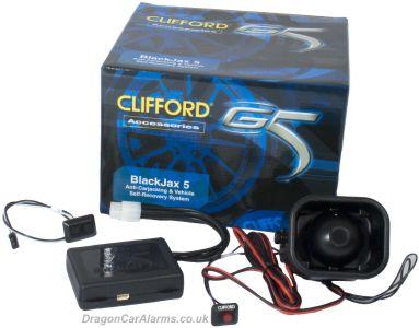 Clifford blackjax g5 anti hijack system