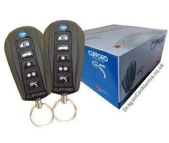 Clifford Concept 650 alarm box