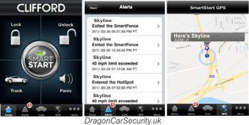Clifford Smartstart App