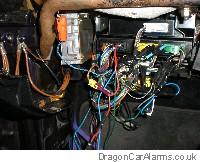 disabling aftermarket car alarm system