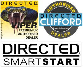 Directed Viper Clifford authorised dealer