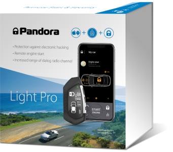 Pandora Light Pro in box