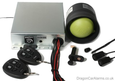 Toad Ai606T2 vehicle alarm