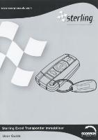 Sterling Excel User Guide