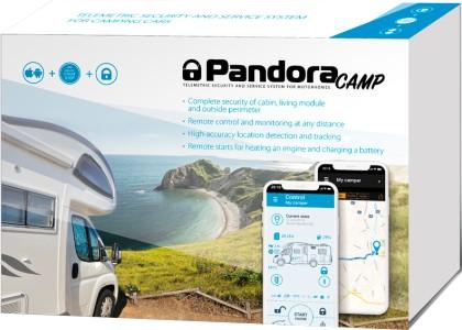 Pandora Camp Pro Motorhome Alarm