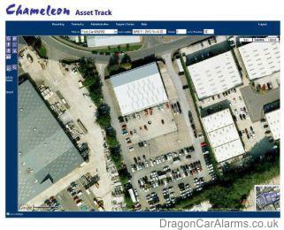 Chameleon asset track
