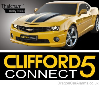 Clifford connect 5 tracker