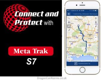 Meta trak 6 with phone App