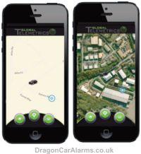 Smartrack Trident App